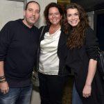 Allan Fiterman, Lu Oliveira e Alinne Moaes