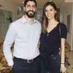 Alvaro Daher e Carla Guimaraes