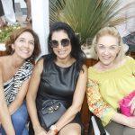 Ana Paula , Gilza Valloso e Gilda Dorf
