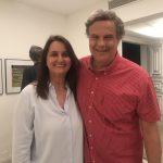 Bibi Figueira e Beto Gama