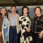 Bitty, Marc Pottier, Cristina Burlamaqui e Maria Clara Rodrigues