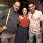 Bruce Gomlevsky, Luciana Braga e Tuca Andrada