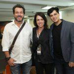 Bruno Padilha, Bel Kutner e Omar Menezes