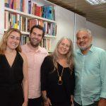Carolina Pizoeiro, Pedro Gerolimich, Critina Oldemburg e Claufe Rodrigues