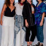 Cecilia Magalhães, Dani Barbosa, Priscila Haefeli e Hildebranda