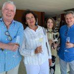 Chicô, Katia Vita, Maria Alice Halfin e Paulo Reis