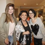 Christiane Oliveira,Leda Nagle e Elzinha Barroso