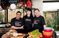 """Chefs renomados realizam a campanha """"Cozinhar está no sangue"""""""