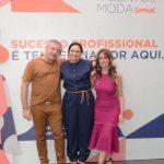 Claudio Silveira, Ana Claudia Martins e Leana Braga