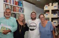 """Evento literário """"Encontro com territórios"""" agita a Biblioteca Estação Leitura"""