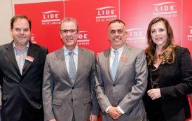 Ministro de Minas e Energia, Bento Albuquerque, participa de evento do LIDE Rio