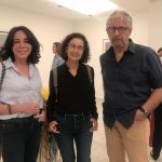 Eleonora Mello, Valéria Costa Pinto e Frederico Mendes