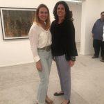 Eneida Gouvea Vieira e Gabriela Toledo