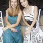 Fabiane e Laura Consedey mae e filha