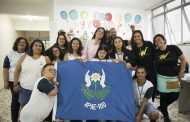 Gardênia Cavalcante realiza dia de Beleza para os assistidos da APAE Rio