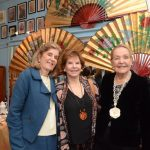 Guida Sève, Marly Garcia e Terezinha Pittigliani