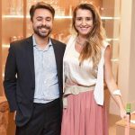 Guilherme Cintra e Gabriela Eloy