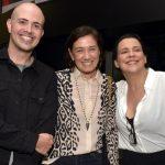 Gustavo Pinheiro, Lilia Cabral e Ana Beatriz Nogieira