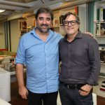 Jeronimo Vargas Paquito e Antonio Lucas