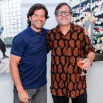 Jose Kablin e Paco Rodrigues
