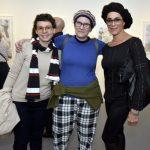 Juliana Coqueiro, Paola Terranova e ChristianeTorloni
