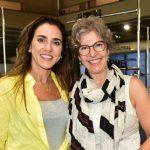 Lívia Saretta e Sylvia Carolinne