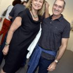 Laura Burnier e Hélio Barki