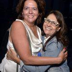 Lu Oliveira e Clarisse Derzié Luz