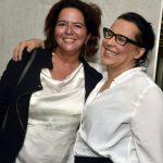 Lu Oliveira e ana Betariz Nogueira