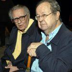 Luiz Carlos Barreto e Francisco Weffort
