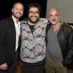 Marcelo Calero, Eduardo Barata e Fernando Libonati