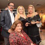 Marcelo Daher, Silvia Cosac, Ariadne Coelho e Zélia Lima