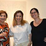 Maria Clara Rodrigues, Cassia Bomeny e Dominique Valansi