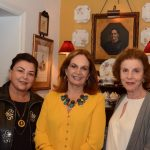 Maria Clara Tapajos, Sueli Stambowsky e Isabel Gouvêa Vieira