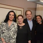 Maria Luiza de Mendonça, Melania Varola, Rawlson de Thuin e Alicinha Silviera
