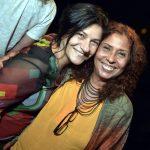 Maria Siman e Ana Luisa lima