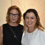 Marisa Abate e Cassia Bomeny