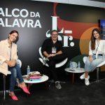 Mayte Piragibe, Victor Drummond e Jessica Alves