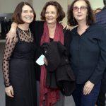 Monica Barki, Heloisa Buarque de Hollanda e Luiza Interlenghi