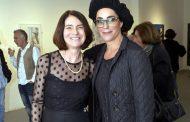 """Monica Barki inaugura a exposição """"Síndrome da Paixão"""""""