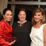 Myriam Gagliardi, Melania Varola e Gabriela Matarazzo