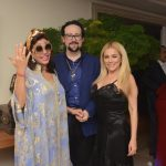 Narcisa Tamborindeguy, Diego Cosac e Ariadne Coelho