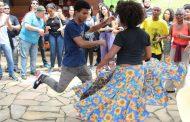 Encontro de Juventude Afro no Parque Arqueológico e Ambiental de São João Marcos