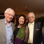 Paulo Bertazzi, Anna Maria Santeiro e Mariano Marcondes Ferraz