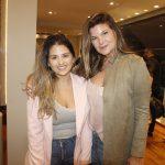 Rafaella e Christiane Oliveira