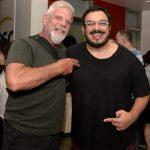 Raul Gazolla e Luis Lobianco