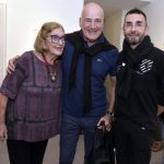 Rita Barki, Marcelo Itagiba e Alexandre Murucci