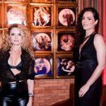 Rita Guedes e Vanessa Machado