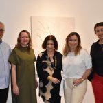 Ronaldo Barbosa, Rosilene Luduvico, Vanda Klabin, Cassia Bomeny e Suzana Queiroga
