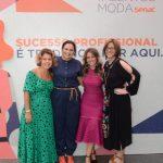 Rosi Jardim, Ana Claudia Martins, Leana Braga e Marcia Disitzer